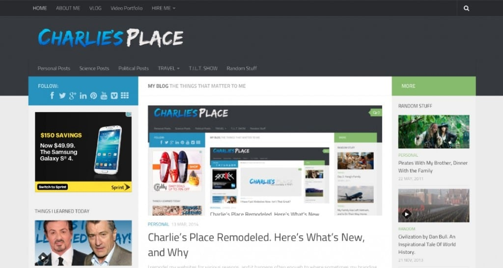 Charlies Place