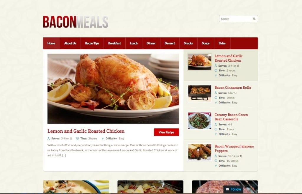 BaconMeals-screen
